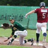 15BaseBL – Paderborn Untouchables vs Heidenheim Heideköpfe – Viertelfinale Gm2